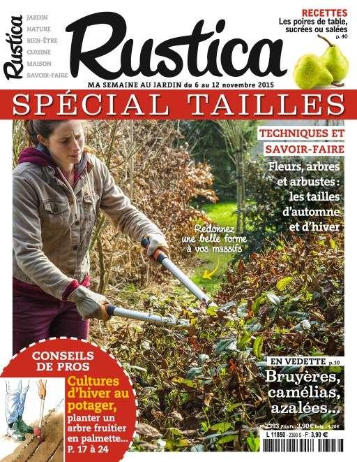 Rustica 2393 - 6 au 12 Novembre 2015