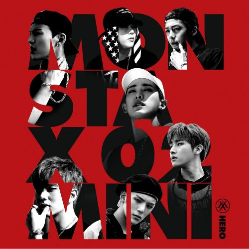 Monsta X- HERO - Rush (Full Repackage Mini Album) K2Ost free mp3 download korean song kpop kdrama ost lyric 320 kbps