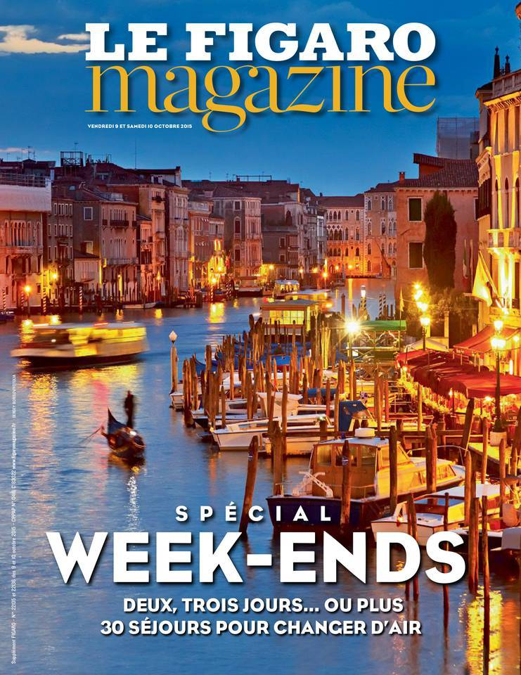 Le Figaro Magazine - 9 Octobre 2015