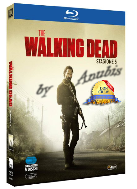 The Walking Dead - Stagione 05-(5 Blu-Ray) FULL BLURAY AVC DTS HD MA DDNCREW