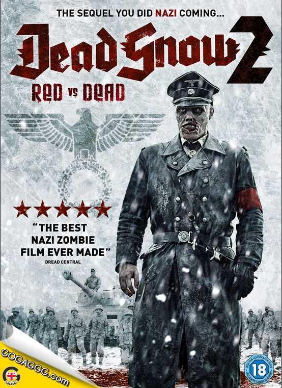 Dead Snow 2: Red vs. Dead | მკვდარი თოვლი 2 (ქართულად)