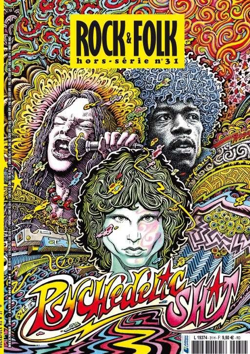 Rock & Folk Hors-Série 31 - Décembre 2015 / Janvier 2016