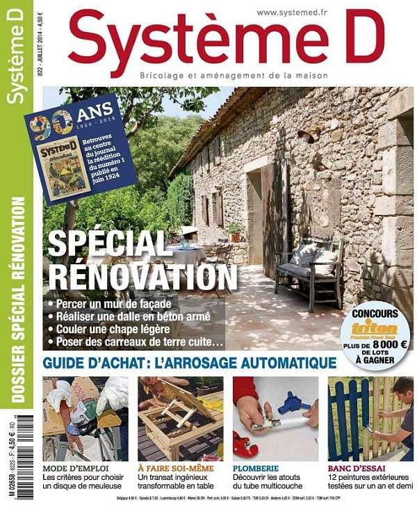 Système D 822 - Juillet 2014