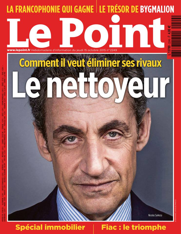 Le Point 2249 - 15 au 21 Octobre 2015