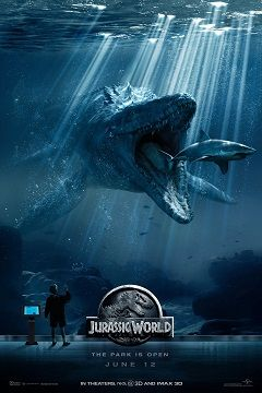 Jurassic World - 2015 Türkçe Dublaj MKV indir