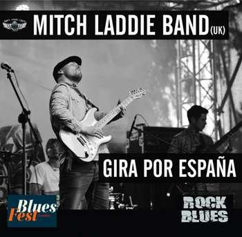 Mitch Laddie Band - cartel gira