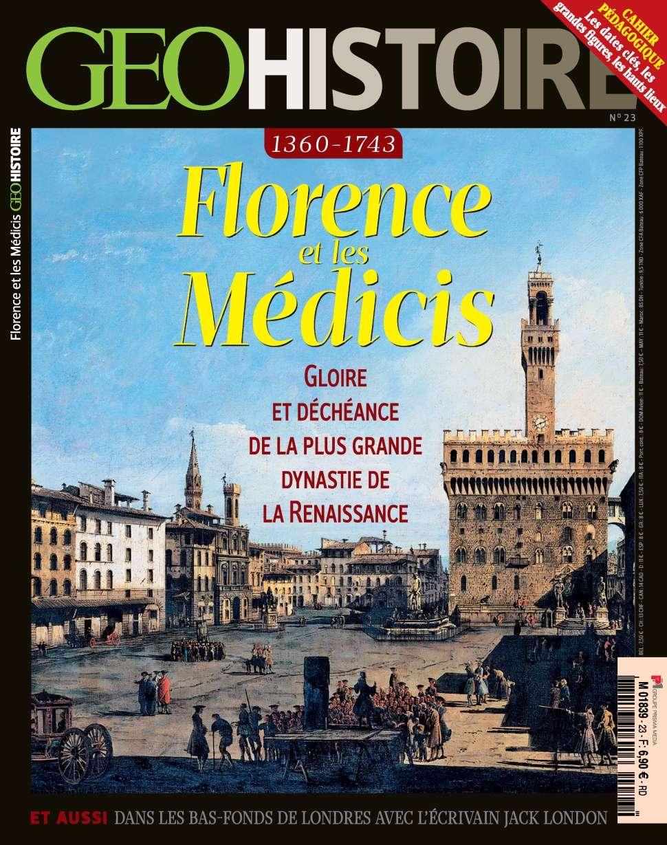 Geo Histoire 23 - Octobre-Novembre 2015