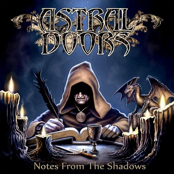 Astral Doors - Notes From The Shadows (Limited Edition) (2014)