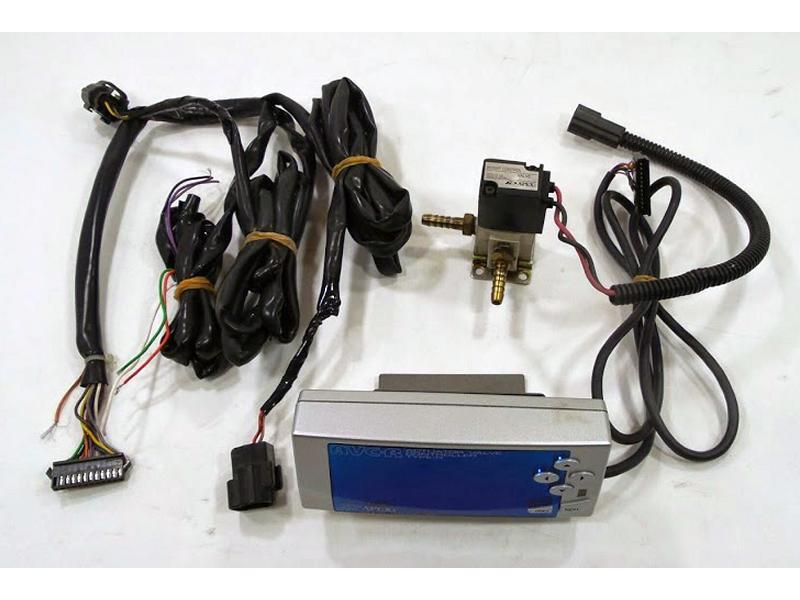 APEXI AVCR AVC-R 3 Boost controller blue screen RS200 Aristo VR4
