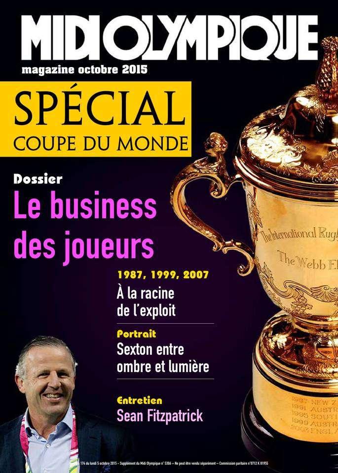 Midi Olympique Magazine - Octobre 2015