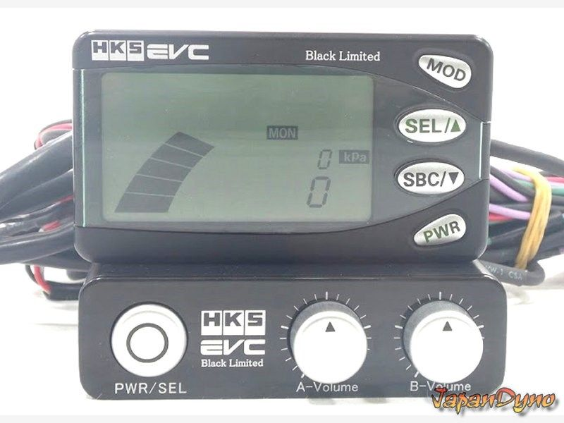HKS EZ2 aka EVC 5 boost controller Supra 2jgzte JZX100 Aristo JZ