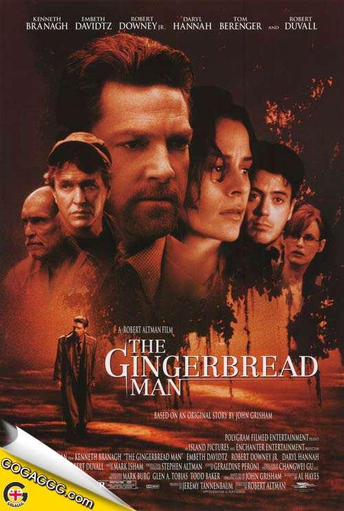 The Gingerbread Man | ჟღალწვერიანი მამაკაცი (ქართულად) [EXCLUSIVE]