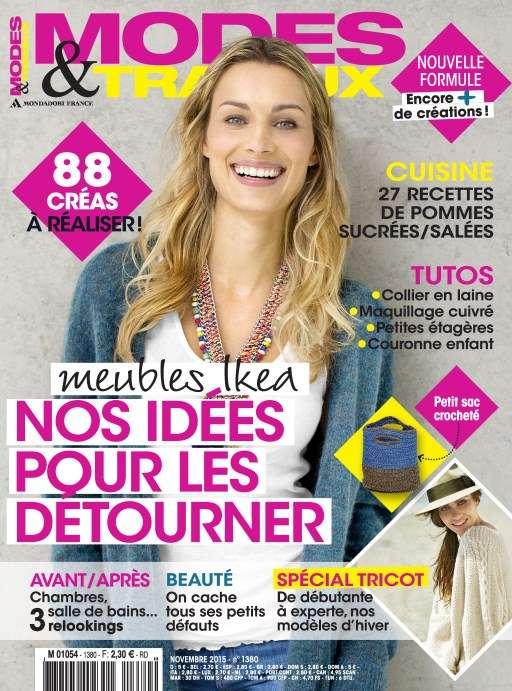 Modes & Travaux 1380 - Novembre 2015