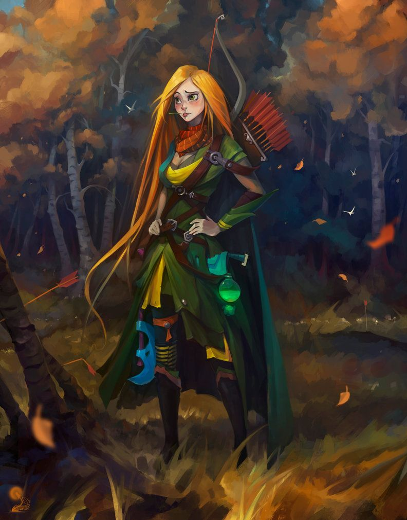 Windrunner Fan Art