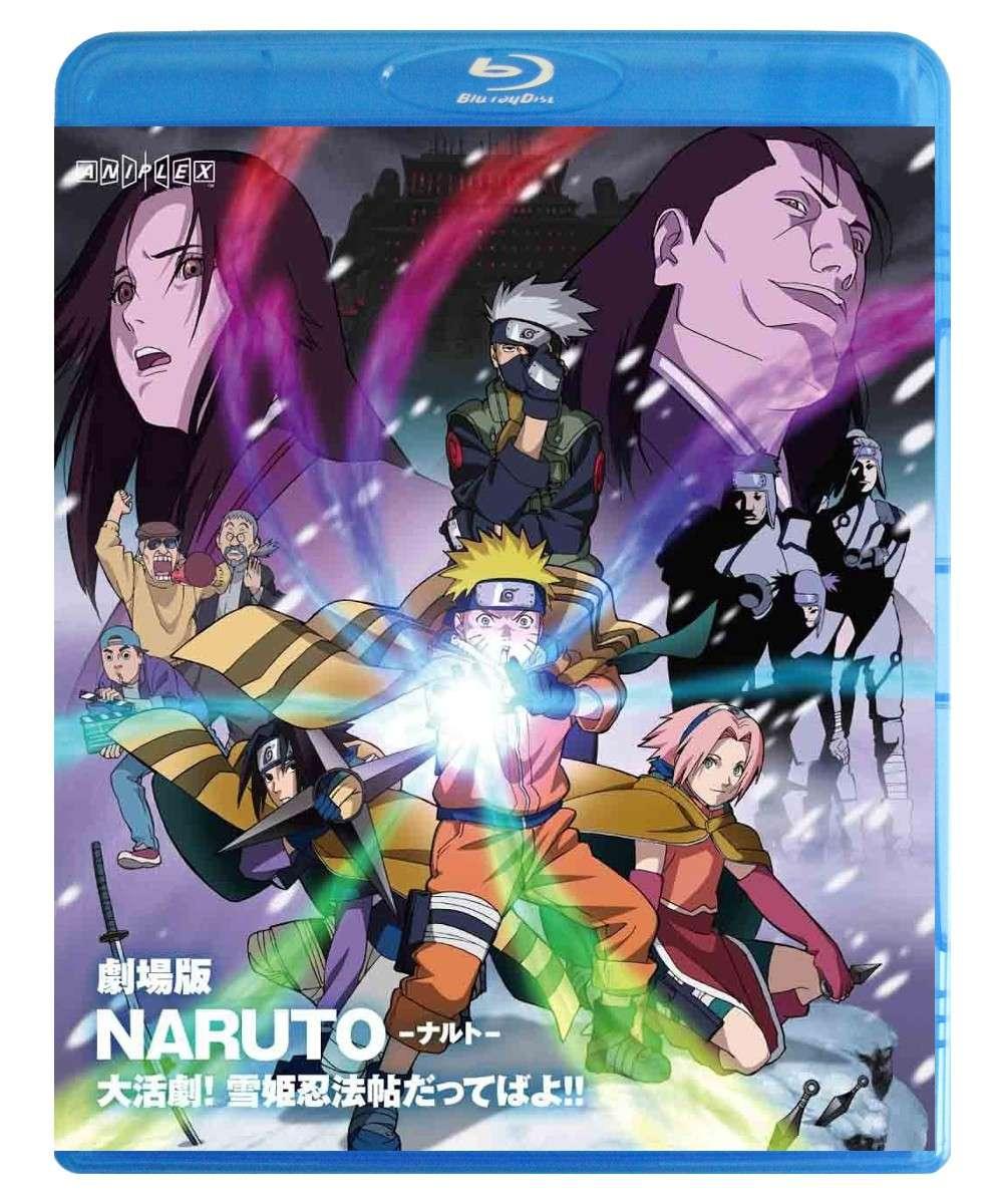 Naruto Il Film - La Primavera Nel Paese Della Neve (2004) FullHD Untouched 1080p DTS-HD AC3 ITA JAP SUB - DDN