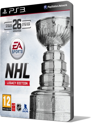 [PS3] NHL: Legacy Edition (2015) - ENG