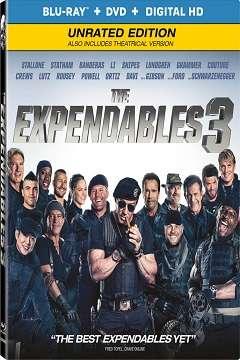 Cehennem Melekleri 3 - The Expendables 3 - 2014 BluRay 1080p DTS MKV indir