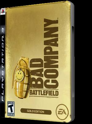 [PS3] Battlefield: Bad Company - Gold Edition (2008) - FULL ITA