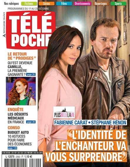 Télé Poche - 17 au 23 Octobre 2015