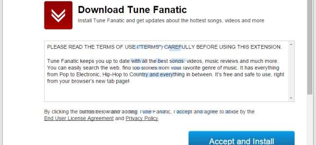 Tune Fanatic