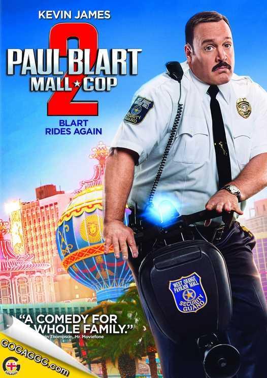 Paul Blart: Mall Cop 2 | სუპერმარკეტის გმირი 2 (ქართულად)