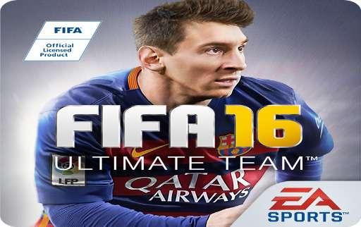 FIFA 16 Ultimate Team v2.0.102647 Apk + MOD + DATA indir