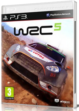 [PS3] WRC 5 (2015) - FULL ITA