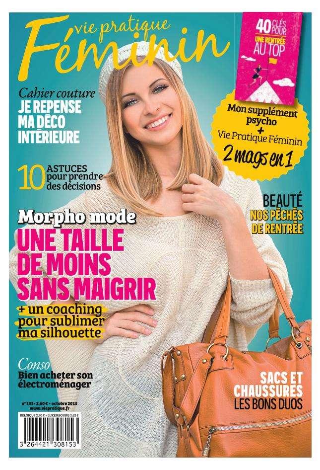 Vie Pratique Féminin - Octobre 2015