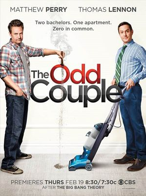 The Odd Couple – S01E08 – The Unger Games