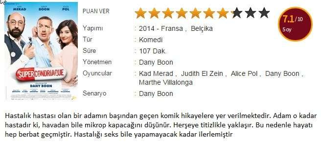 Hastalık hastası 2014 türkçe dublaj brrip indir