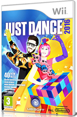 [WII] Just Dance 2016 (2015) - SUB ITA