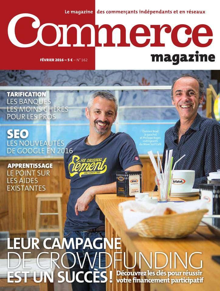 Commerce Magazine - Février 2016
