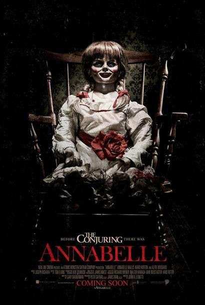 Annabelle 2014 pelicula de terror