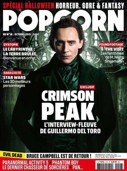 Popcorn 18 - Octobre 2015