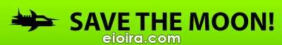 Save the Moon Logo