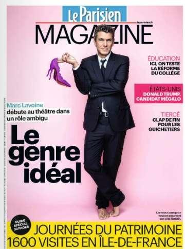 Le Parisien Magazine du vendredi 18 Septembdre 2015