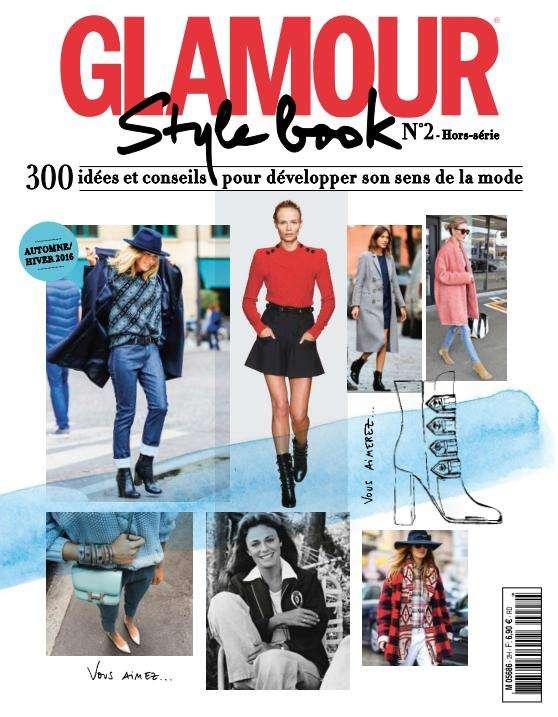 Glamour Hors-Série Style book 2 - 2015