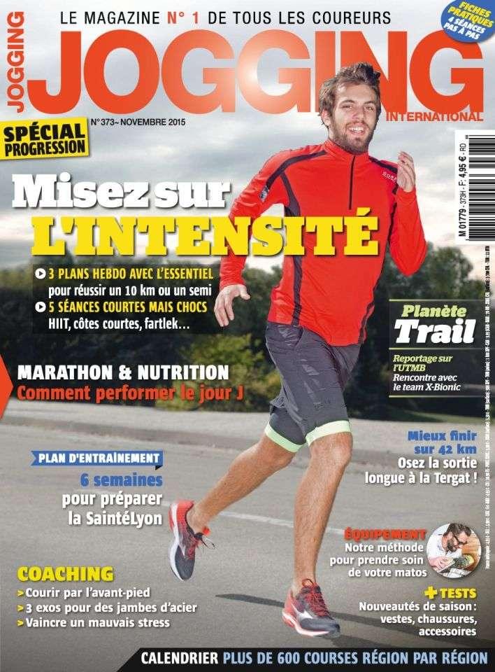 Jogging International 373 - Novembre 2015