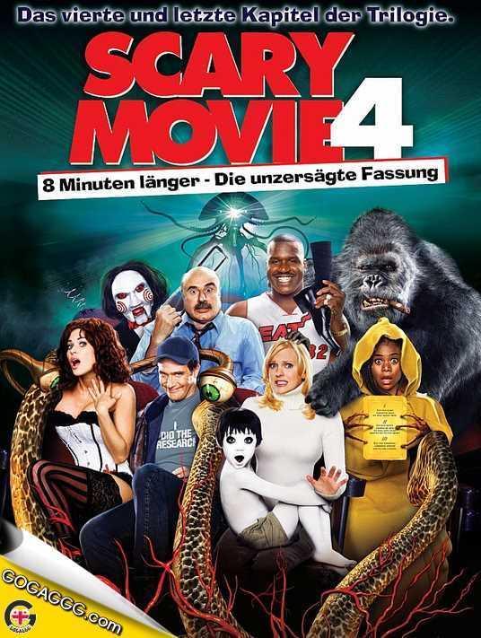 Scary Movie 4 | ძალიან საშიში კინო 4 (ქართულად)