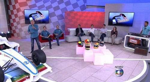 F1 2015 - GP da Austrália - Transmissão da Rede Globo de Televisão
