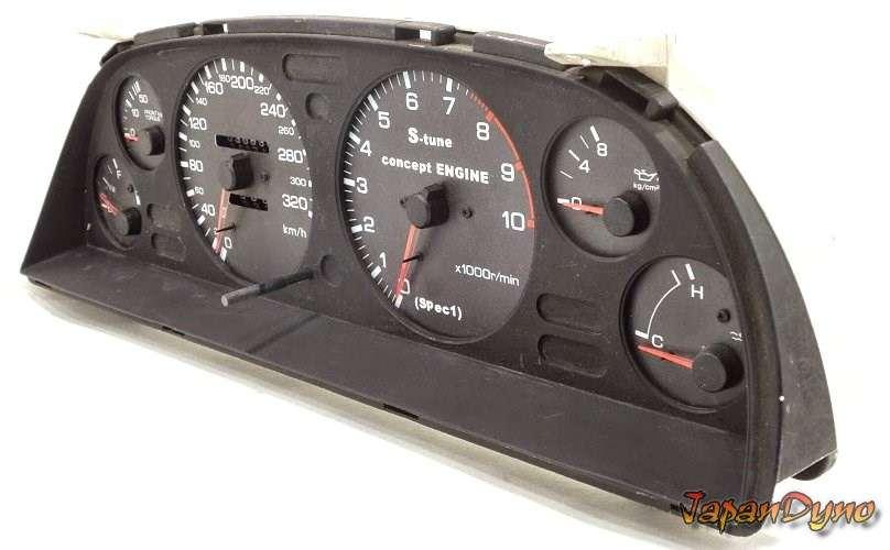 NISMO S-Tune 320km gauge cluster Skyline GTR R32 BNR32 1991+