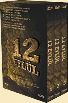 12 Eylül Belgeseli - Mehmet Ali Birand - 9 Bölüm Boxset DVDRip indir