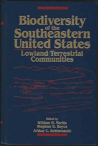 Biodiversity of the Southeastern United States, Lowland Terrestrial Communities (v. 2)