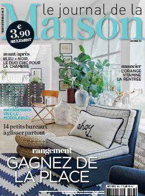 Le Journal de la Maison - Septembre 2015