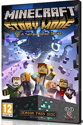 [Mac] Minecraft: Story Mode - Ep. 3: The Last Place You Look (2015) - ENG