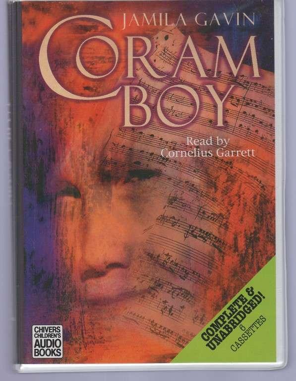 Coram Boy, Gavin, Jamila