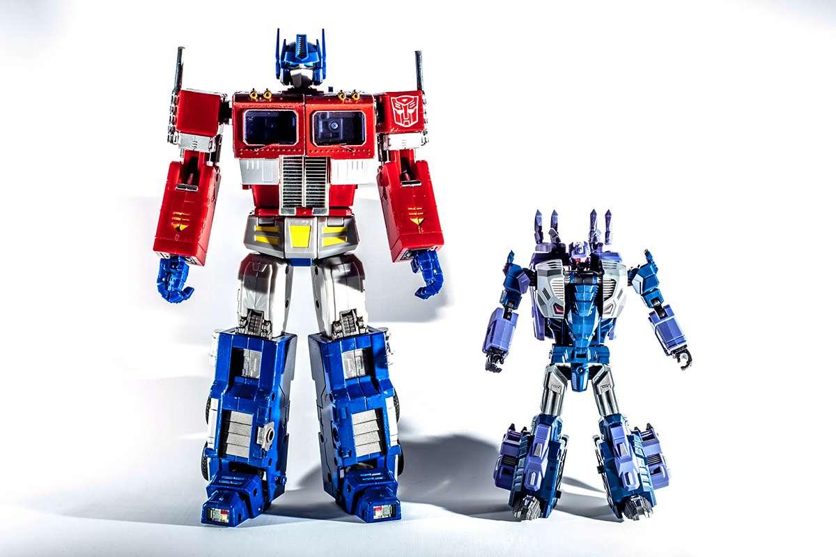 blot troll ordin unique toys terrorcons terrorcon abominus transformers hasbro g1 masterpiece mp comparison optimus prime