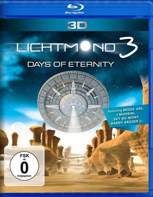 Lichtmond 3: Days of Eternity (2014) Blu-ray 3D 1080p AVC Auro 3D 9.1