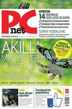 PCNet Dergisi Temmuz 2015 indir