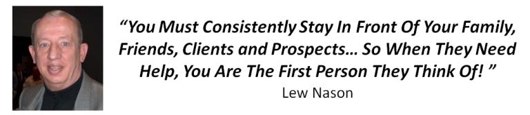 Lew Nason Quote